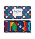 Skarpety Happy Socks Gift Box 41-46 | XMIX09-6000