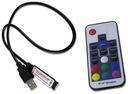 ZESTAW taśma LED RGB 5V USB podświetlenie TV 3m Model inne