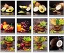 Panel szklany kuchnia 60x60 lakobel fotolia Grubość 4 mm