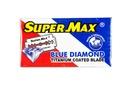 SuperMax Blue Diamond Titanium 10 żyletek
