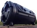 Radio Tuba Bluetooth Boombox Karaoke Wieża MP3 USB Model Mobilny Odtwarzacz Subwoofer