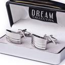Spinki do mankietów DREAM Collection* super jakość