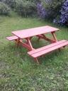 Stół ogrodowy Ławostół piwny 150x170 PRODUCENT Szerokość (krótszy bok) 70 cm