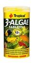 3-ALGAE TABLETS A samoprzylepne TROPICAL 250ML