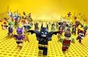 LEGO BATMAN fototapeta 200x130cm