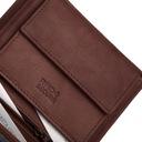 Skórzany portfel męski BETLEWSKI RFID pionowy Rodzaj portfel