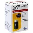 ACCU-CHEK FASTCLIX LANCETY 24 sztuki - igły