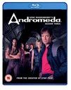 Andromeda - Season 3 [ALL REGIONS BLU-RAY] [2016]