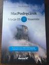 Mac Podręcznik Edycja OS X Yosemite Wróblewski