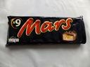 Wyprzedaż -Duża paka batonów Mars (9 sztuk)