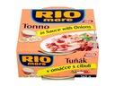 RIO MARE TUŃCZYK W SOSIE WŁASNYM Z CEBULĄ 160 G