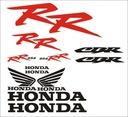 naklejki HONDA 954RR 954 RR komplet replika