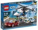 KLOCKI LEGO 60138 SZYBKI POSCIG POLICJA