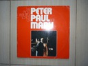 The most beautiful songs of Peter Paul and Mary