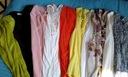 Zestaw ponad 30 szt. ubrań w rozmiarze M/L/XL