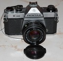 Legendarny ASAHI PENTAX K1000 + ob. SMC M 50/1,7