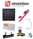 Nagrzewnica wodna REVENTON HC30 26,4kW ZESTAW 6w1