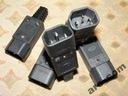 Wtyk zasilania na kabel do UPS 250V 10A nowy !