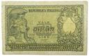 11.Włochy, 50 Lirów 1951, P.91.a, St.3