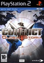 CONFLICT GLOBAL STORM gra na PS 2