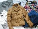 Zestaw ubrań MOHITO ZARA kurtka buty _L XL