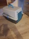 Transporter klatka dla kota psa królika. Polecam!