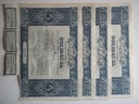OBLIGACJE 5$ -1931 r
