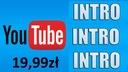 YOU TUBE intro logo animacja ===> youtube