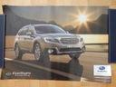 Plakat Subaru Outback
