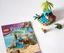 Klocki LEGO Friends żółwi raj 41041