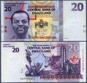### SUAZI - Pnew - 2010(2011) - 20 EMALANGENI