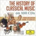 The History Of Classical Music Różni Wykonawcy Cd