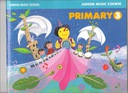 Yamaha Junior Music Course primary 3