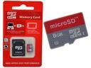 KARTA PAMIĘCI EXTREME 8GB MICRO SDHC SD CLASS 10