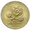 Ukraina - moneta - 1 Hrywna 2012 - Euro - 1