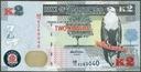 Zambia - 2 Kwacha 2012/2013 P49 *nowe! antylopa