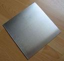 Blacha aluminiowa PA11 3mm 250 x 250 mm