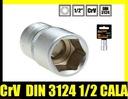 NASADKA 32 MM CrV sześciokątna 1/2 cala - BST 100%
