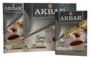 Herbata Cejlońska AKBAR earl grey 50 tor.