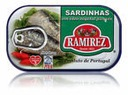 Sardynki portugalskie pikantne w oleju Ramirez