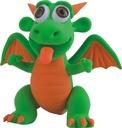 Paulinda Ciasto plasto Pianka Dragon smok Bibi HIT