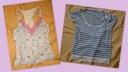 Zestaw Reserved Bluzka i koszulka nocna 34 XS 36 S