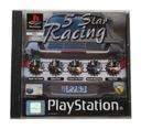 5 STAR RACING PS1 PlayStation PSX