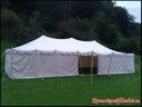 Knight Tent 6 x 12 m