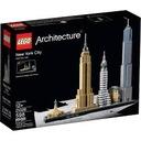 KLOCKI LEGO ARCHITECTURE 21028 NOWY JORK