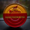 SURSTROMMING KISZONE ŚLEDZIE /Roda Ulven/ EXTREME