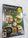 CASINO CHALLENGE GRA PLAYSTATION 2