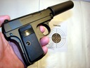 METAL Pistolet na kulki Pistolety ASG Broń Karabin