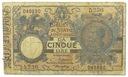 17.Włochy, 5 Lirów 1923 rzadki, P.23.f, St.3