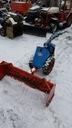 GUTBROD dzik traktorek jednoosiowy 6PS